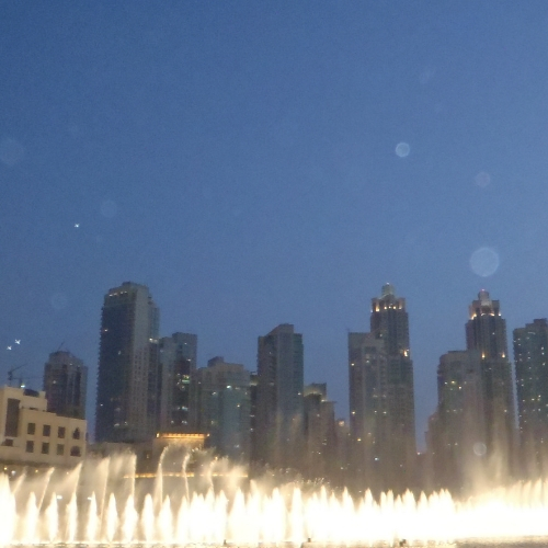 Dubai Travel blog